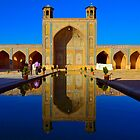 Vakil Mosque - SHIRAZ - IRAN by Bryan Freeman