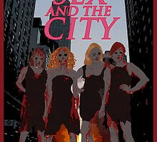 Zombies and Sex and the City by Raz Solo
