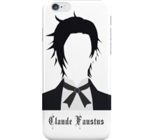 Faustus iPhone Case/Skin