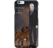 Charon & Nike iPhone Case/Skin