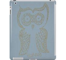 Gold Owl iPad Case/Skin
