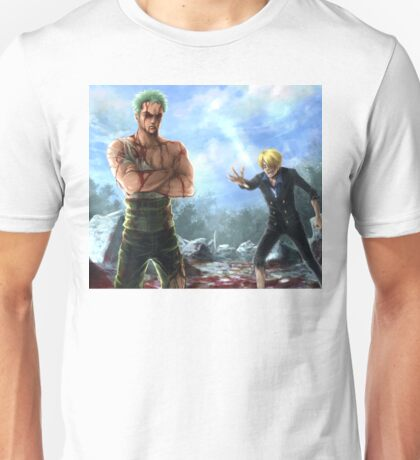 Zoro - Thriller bark Unisex T-Shirt
