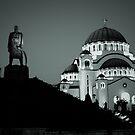 Belgrade, Serbia by Bojana  Stankovic