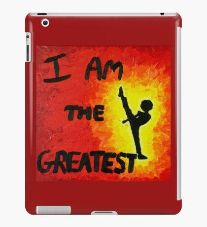 I Am the Greatest iPad Case/Skin
