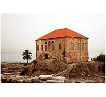Byblos Photographic Print