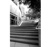 Seattle Stairs Photographic Print
