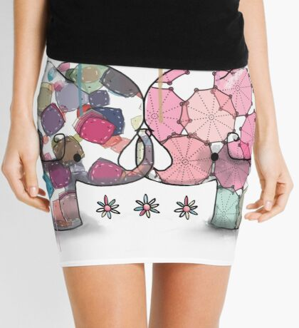 elephant confection Mini Skirt