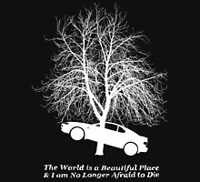 Picture of a Tree That Doesn't Look Okay Unisex T-Shirt