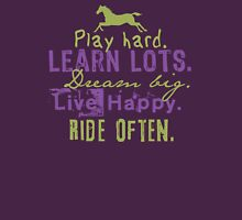 Ride Horses Often T-Shirt