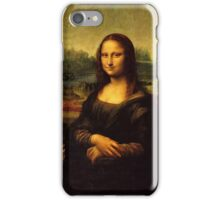 Mona Lisa iPhone Case/Skin