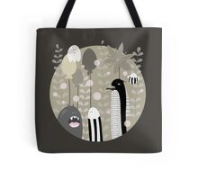 Japanese Fairy Tale / Piece 1 Tote Bag