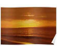 Sunrise Through a Looking Glass Poster