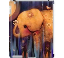 daisy's night garden iPad Case/Skin