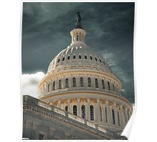 Capital Storm Poster