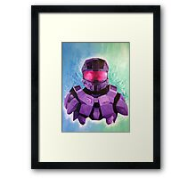 Mrs. Chief Framed Print