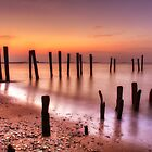 Indian Neck Sunrise by Bruce Taylor