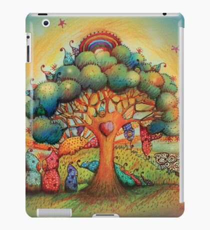 Gnome Babies iPad Case/Skin