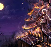 Gintama Castle by Jeannette11