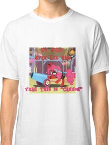 This is Canon! Party Cannon that is Classic T-Shirt