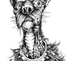My Little Rude Dog by dsilva