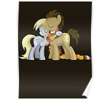 My Little Pony - Derpy and The Doctor Poster