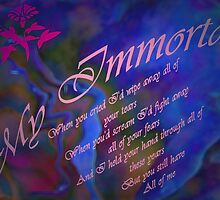 My Immortal by Gail Bridger