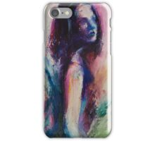 Woman IV iPhone Case/Skin