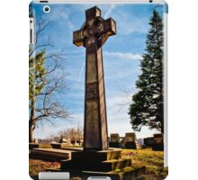 Graveyard Beauty  iPad Case/Skin