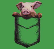 Happy Pig Kids Clothes