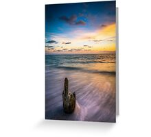 Gulf Skies Greeting Card