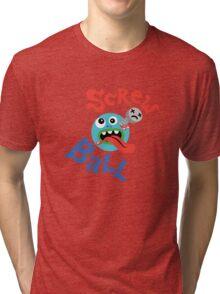 Screwball  Tri-blend T-Shirt