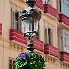 Streetlight - Malaga by evilcat