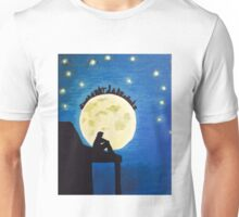 Wandering Thoughts  Unisex T-Shirt