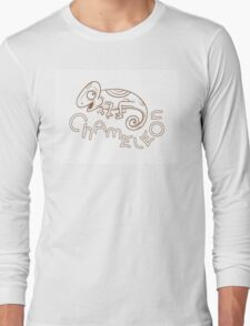Chameleon. Long Sleeve T-Shirt
