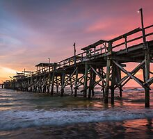 Cotton Candy Skies by Clay Townsend