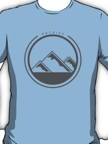 Rockies Apparel - Large Logo T-Shirt