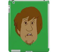 Shaggy iPad Case/Skin