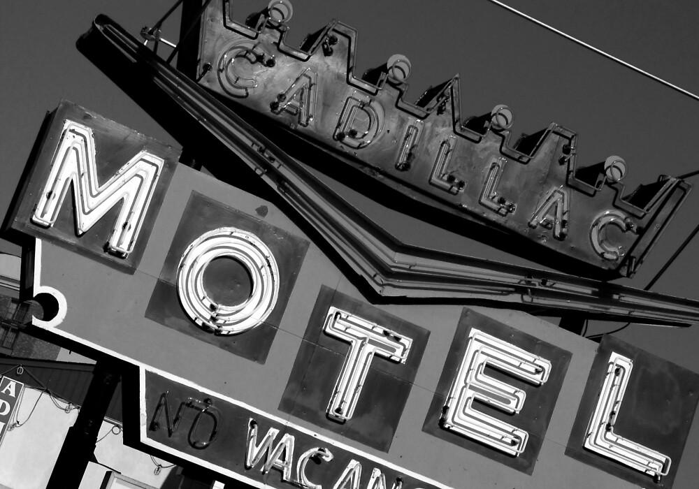 Niagra Falls, ONT: Cadillac Motel by ACImaging