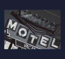 Niagra Falls, ONT: Cadillac Motel One Piece - Short Sleeve