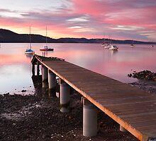 Margate Jetty at Sunrise by Chris Cobern