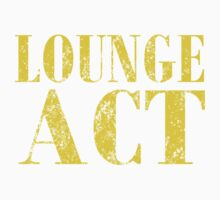 Lounge Act T Shirts, Stickers and Other Gifts Kids Clothes