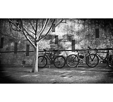 Shadowy Transgressions Photographic Print