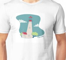 Cape May New Jersey Lighthouse Unisex T-Shirt