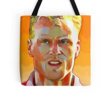 Dennis Bergkamp - Stillness & Speed Tote Bag