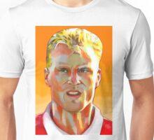Dennis Bergkamp - Stillness & Speed Unisex T-Shirt