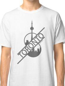 Toronto Apparel - Half Cut Classic T-Shirt