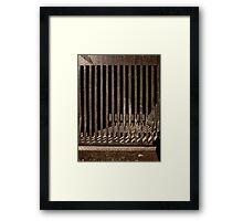 cell Framed Print