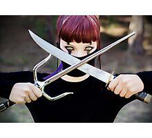 Mortal Kombat - Mileena Photographic Print