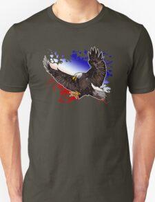 Bald Eagle - Red, White & Blue (2) T-Shirt