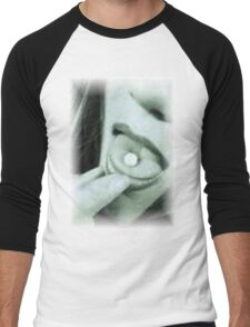Love connection Men's Baseball ¾ T-Shirt